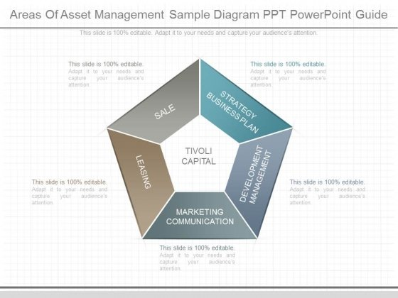 Areas Of Asset Management Sample Diagram Ppt Powerpoint Guide