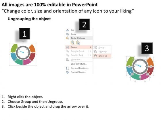 Arrow_Clock_Infographic_For_Time_Management_Powerpoint_Template_2