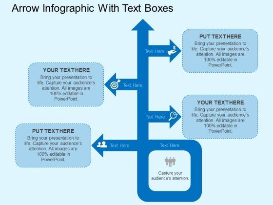 Arrow_Infographic_With_Text_Boxes_Powerpoint_Templates_1