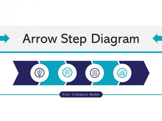 Arrow Step Diagram Planning Proces Ppt PowerPoint Presentation Complete Deck