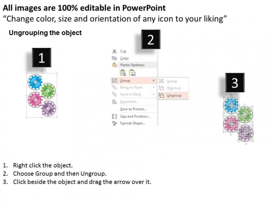Arrows_Around_Gears_For_Workflow_Powerpoint_Templates_2