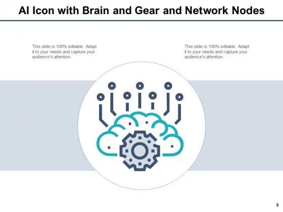 Artificial_Intelligence_Icon_Brain_Gear_Ppt_PowerPoint_Presentation_Complete_Deck_Slide_5