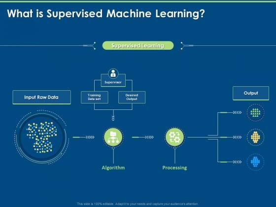 Artificial Intelligence Machine Learning Deep Learning What Is Supervised Machine Learning Ppt PowerPoint Presentation Styles Microsoft PDF