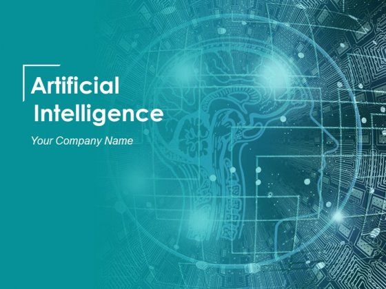 Artificial Intelligence Ppt PowerPoint Presentation Portfolio Master Slide