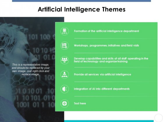 Artificial Intelligence Themes Ppt PowerPoint Presentation Show