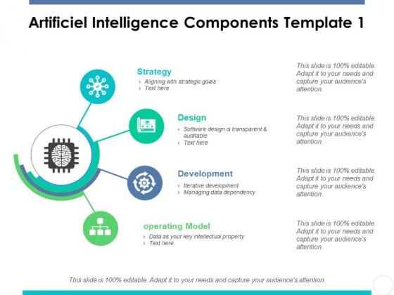 Artificiel Intelligence Components Template 1 Ppt PowerPoint Presentation Slides Show