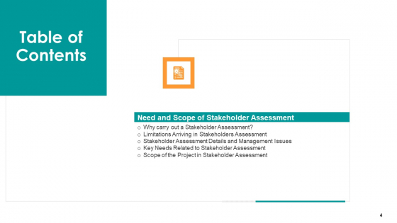 Assessing_Stakeholder_Analysis_Scenario_Ppt_PowerPoint_Presentation_Complete_Deck_With_Slides_Slide_4
