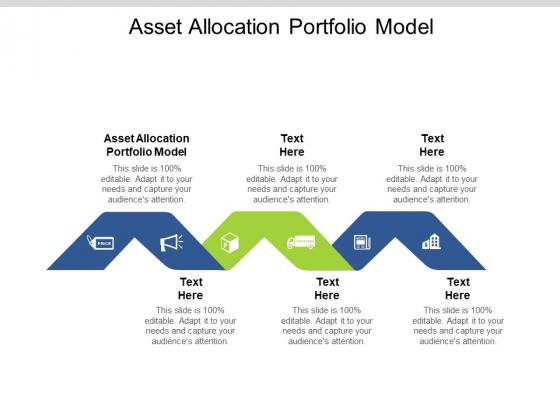 Asset Allocation Portfolio Model Ppt PowerPoint Presentation Gallery Background Designs Cpb Pdf