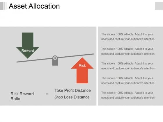 Asset Allocation Ppt PowerPoint Presentation Icon Slides