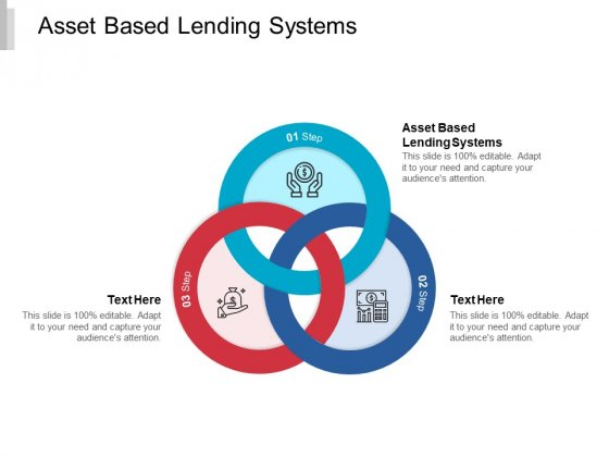 Asset Based Lending Systems Ppt PowerPoint Presentation Slides Elements Cpb