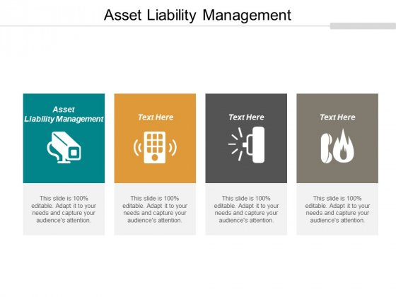 Asset Liability Management Ppt PowerPoint Presentation Infographics Slideshow Cpb