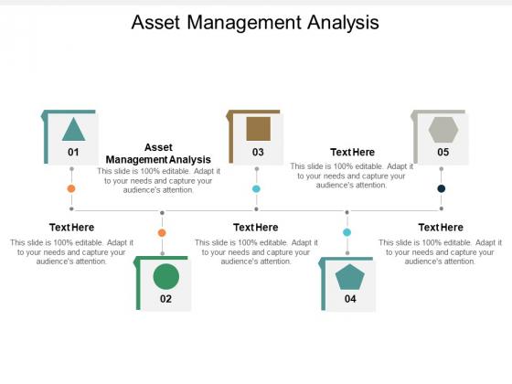 Asset Management Analysis Ppt PowerPoint Presentation Summary Graphics Design Cpb
