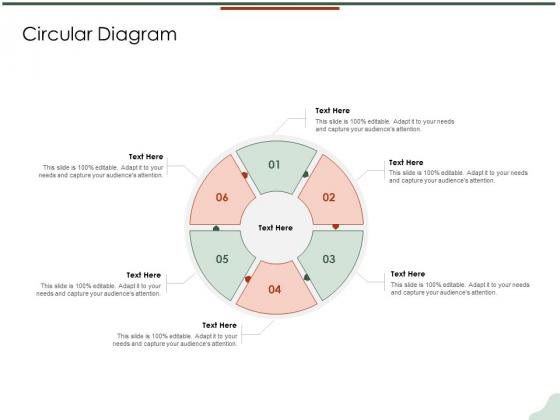 Asset Management Lifecycle Optimization Procurement Circular Diagram Graphics PDF