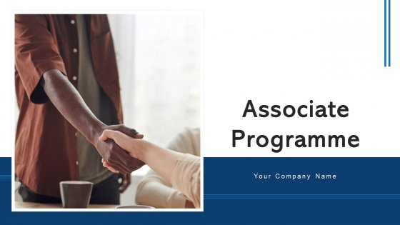 Associate Programme Process Planning Ppt PowerPoint Presentation Complete Deck With Slides