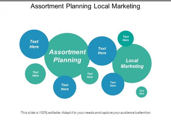Assortment Planning Local Marketing Ppt PowerPoint Presentation Ideas Summary