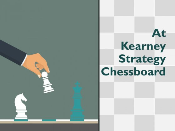 At Kearney Strategy Chessboard Ppt PowerPoint Presentation Complete Deck With Slides