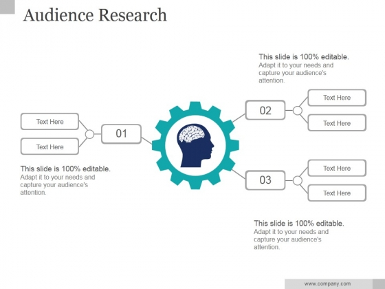 Audience Research Ppt PowerPoint Presentation Slides