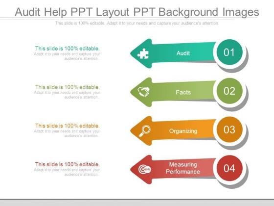 Audit Help Ppt Layout Ppt Background Images