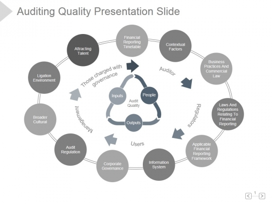 Auditing Quality Ppt PowerPoint Presentation Guide
