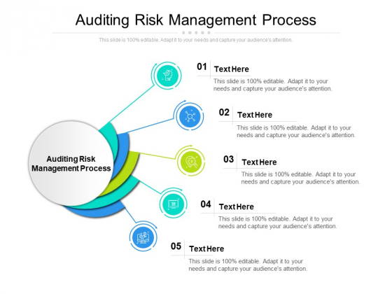 Auditing Risk Management Process Ppt PowerPoint Presentation Outline Background Designs Cpb