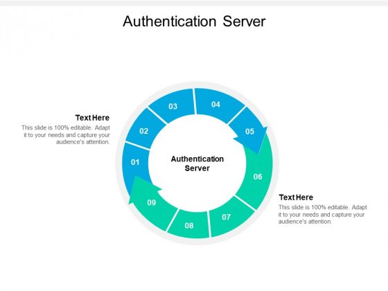 Authentication Server Ppt PowerPoint Presentation Outline Layouts Cpb