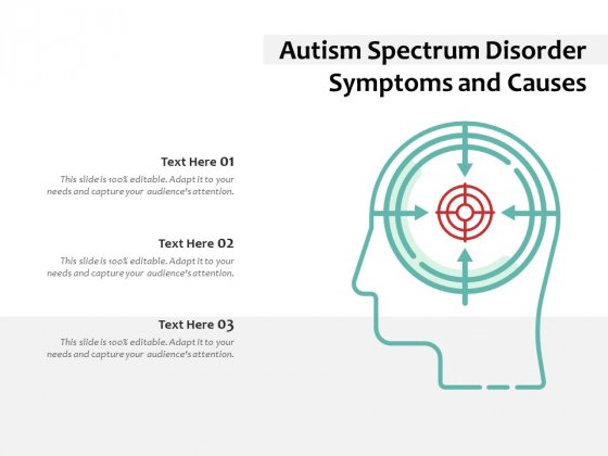 Autism_Spectrum_Disorder_Symptoms_And_Causes_Ppt_PowerPoint_Presentation_Model_Clipart_PDF_Slide_1