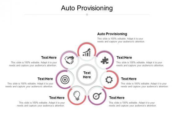Auto Provisioning Ppt PowerPoint Presentation Slides Cpb