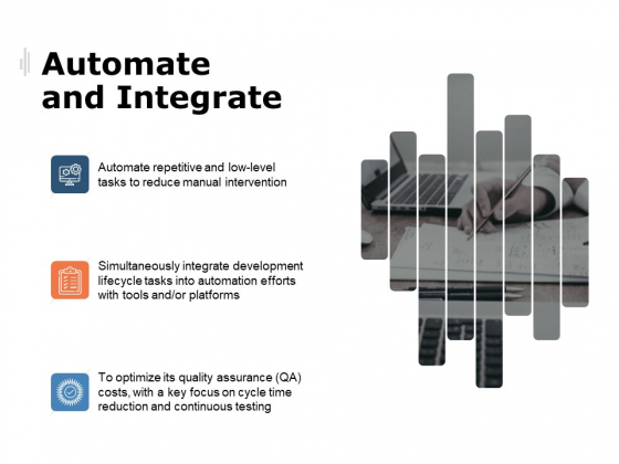 Automate And Integrate Ppt PowerPoint Presentation Outline Gallery