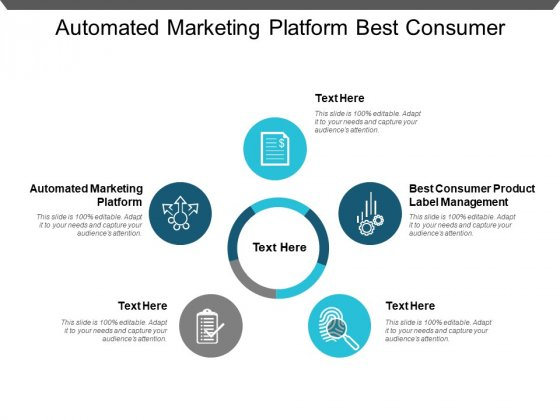 Automated Marketing Platform Best Consumer Product Label Management Ppt PowerPoint Presentation Outline Example