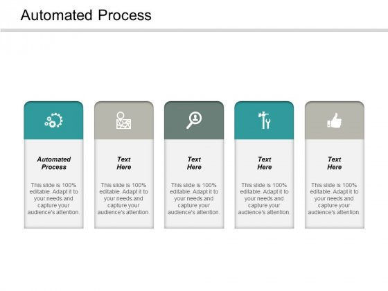 Automated Process Ppt PowerPoint Presentation Gallery Outfit Cpb