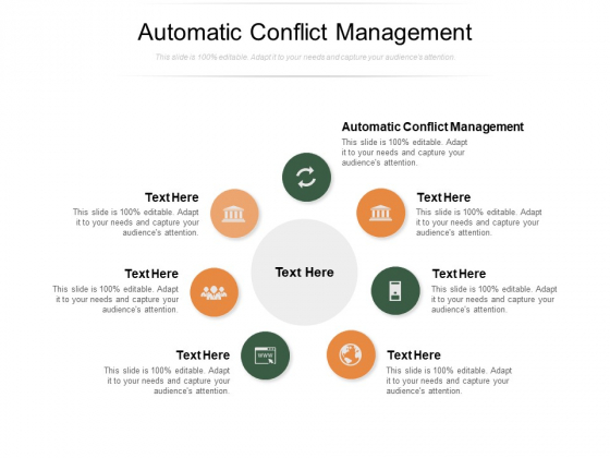 Automatic Conflict Management Ppt PowerPoint Presentation Picture Cpb