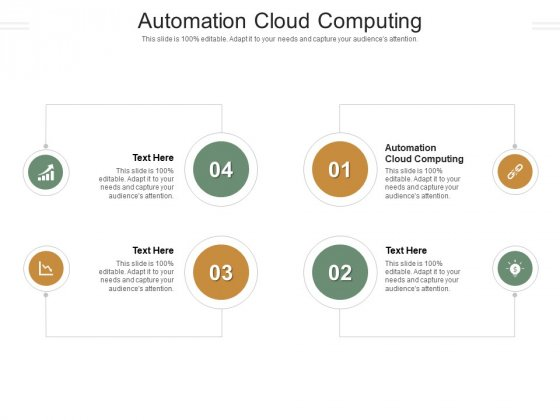 Automation Cloud Computing Ppt PowerPoint Presentation Gallery Guidelines Cpb Pdf