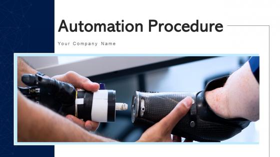 Automation Procedure Marketing Planning Ppt PowerPoint Presentation Complete Deck With Slides
