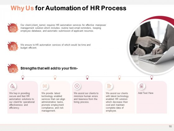 Automation_Proposal_To_Transform_HR_Processes_Ppt_PowerPoint_Presentation_Complete_Deck_With_Slides_Slide_16