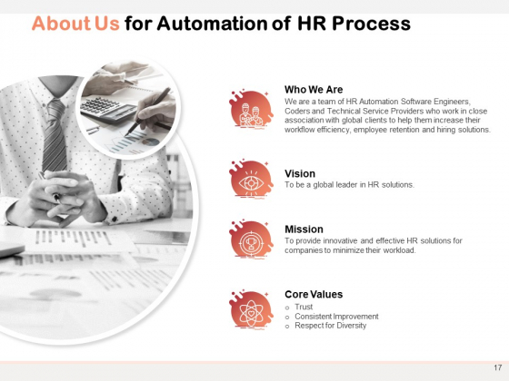 Automation_Proposal_To_Transform_HR_Processes_Ppt_PowerPoint_Presentation_Complete_Deck_With_Slides_Slide_17