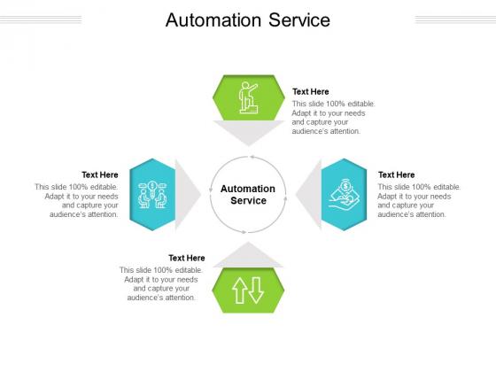 Automation Service Ppt PowerPoint Presentation Slides Visuals Cpb Pdf