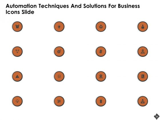 Automation_Techniques_And_Solutions_For_Business_Ppt_PowerPoint_Presentation_Complete_Deck_With_Slides_Slide_33