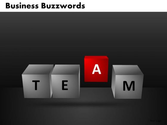A Team PowerPoint Ppt Templates
