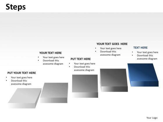 Achieve Steps PowerPoint Slides And Ppt Diagram Templates