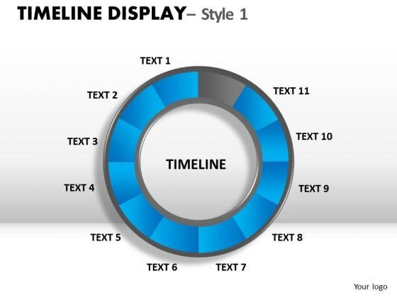 Action Timeline Display 1 PowerPoint Slides And Ppt Diagram Templates