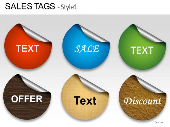 Advertisement Sales Tags 1 PowerPoint Slides And Ppt Diagram Templates
