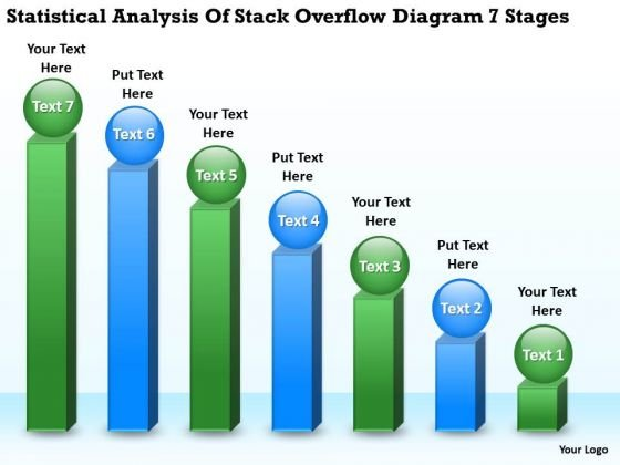 Analysis Of Stack Overflow Diagram 7 Stages Business Plan Template PowerPoint Slides