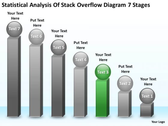Analysis Of Stack Overflow Diagram 7 Stages Sample Business Plan PowerPoint Templates