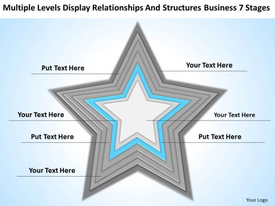 And Structures Business 7 Stages Ppt Real Estate Agent Plan PowerPoint Templates