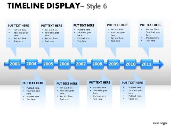 Rise powerpoint templates slides and graphics annual plans timeline display 5 powerpoint slides and ppt diagram templates toneelgroepblik Image collections