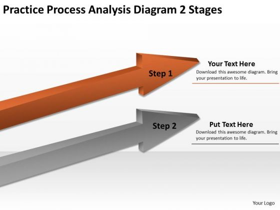 Applications Of Parallel Processing Analysis Diagram 2 Stages Ppt PowerPoint Slides