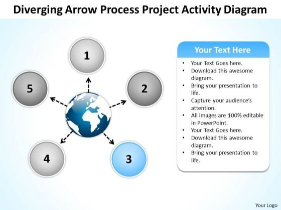 Arrow process project activity diagram circular flow motion arrowprocessprojectactivitydiagramcircularflowmotionpowerpointtemplates1 ccuart Gallery