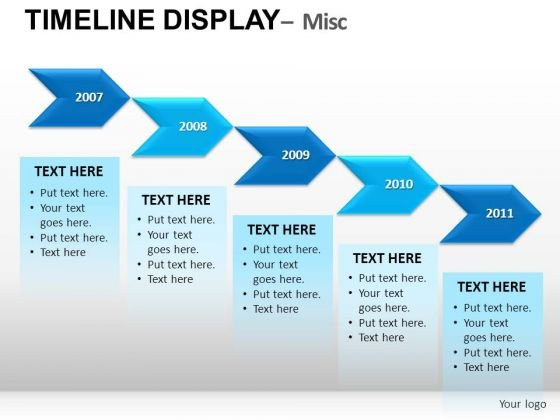 Arrows Timeline Chart PowerPoint Slides And Ppt Diagram Templates