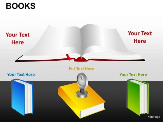 Art Books PowerPoint Slides And Ppt Diagram Templates