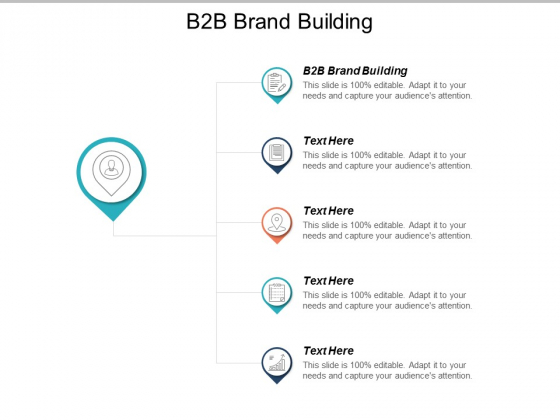 B2B Brand Building Ppt PowerPoint Presentation Slides Show Cpb